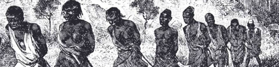 slavery controls and dehumanizes people