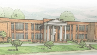 A sketch of Greenville Seminary